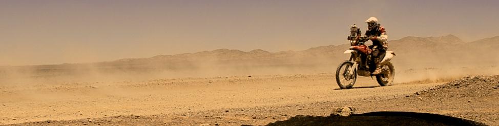 9000 KM terepen. Bevállalnád? Dakar 2017