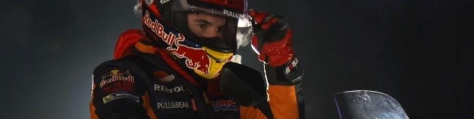Marquez az X-ADV nyergében