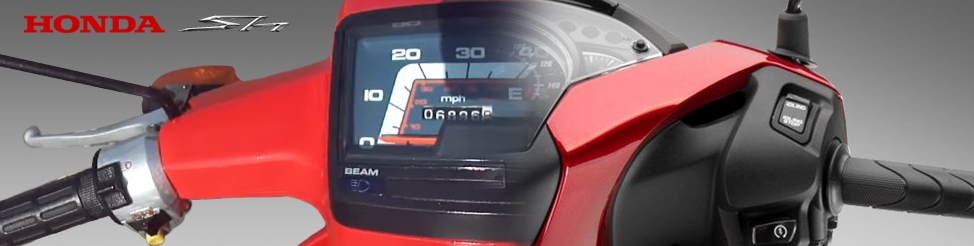 Elkészült az egymilliomodik Honda SH