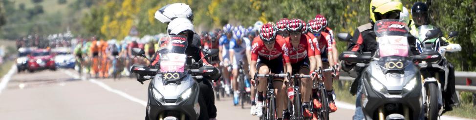 100. Giro d'Italia és a Honda