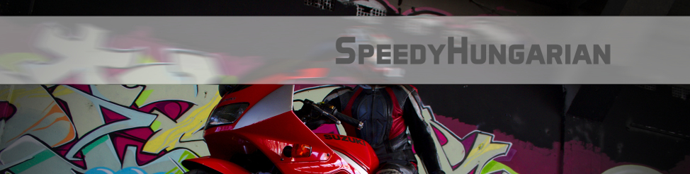Speedy újra motoron – de lehet, hogy eladja