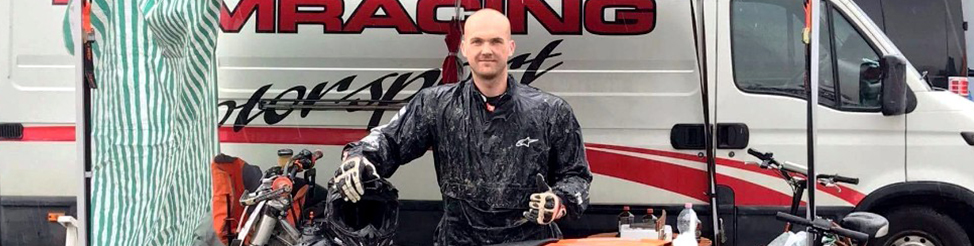 Tomracing Motorsport – Hartmann Ferenc a Supermoto EB-n hangolt a Magyar Kupa utolsó fordulójára!