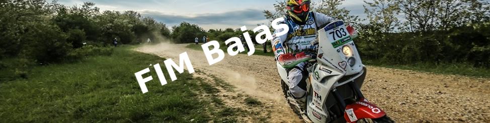 Horváth Lajos a FIM Bajas sorozat Európa bajnoka!