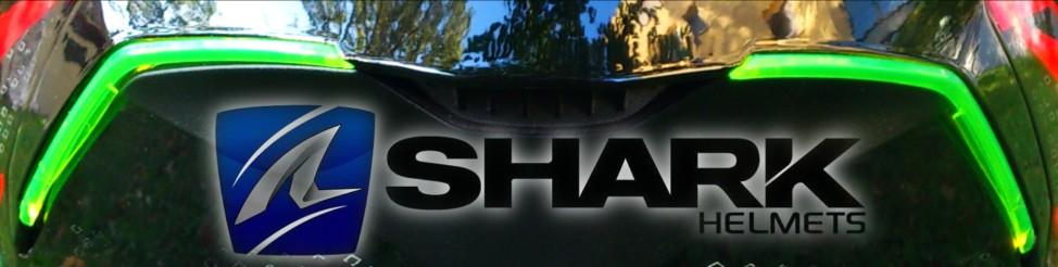 Shark Skwal bukósisak teszt