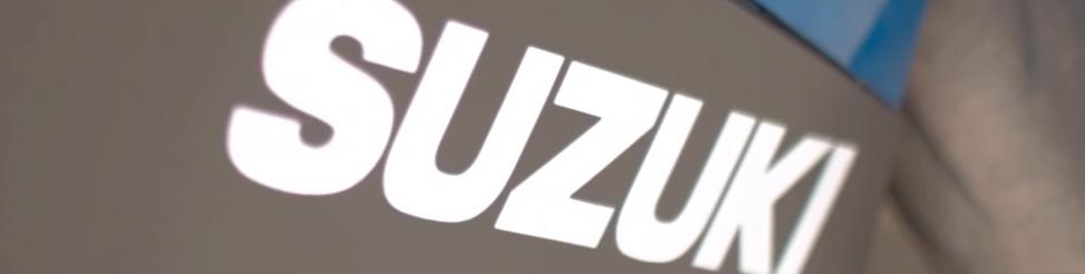 Újdonságok a Suzuki Motorradnál