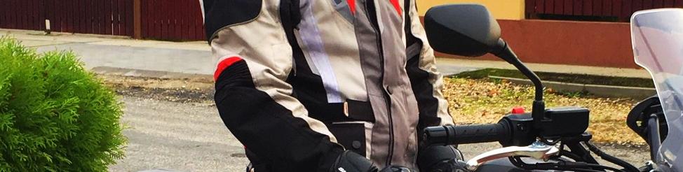 Sixgear Trail motoros kabát és nadrág