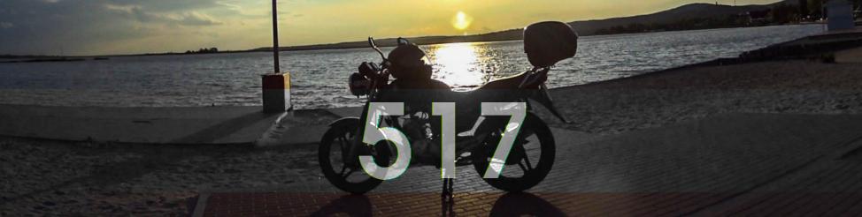 Egy motoros NAP(lója) S01. Ep. 03.