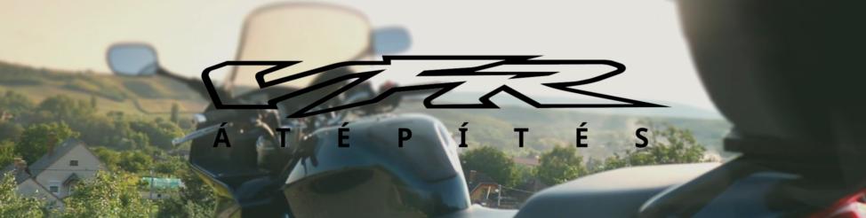 Honda VFR átépítés