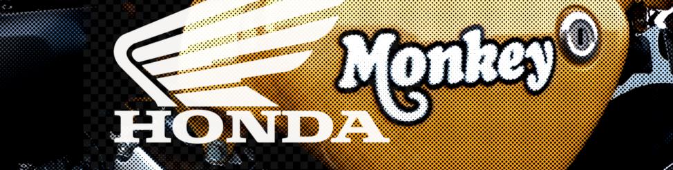 Honda Monkey 125 2018 teszt