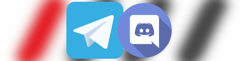 Discord és Telegram dumacsoportok