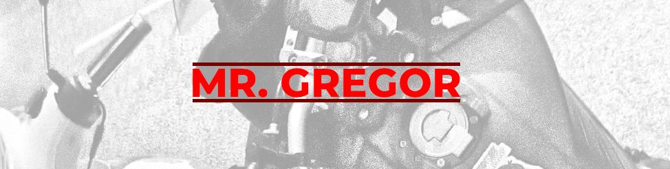 Új vlogger: Mr. Gregor