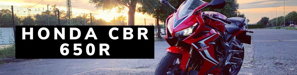 Honda CBR 650R Teszt