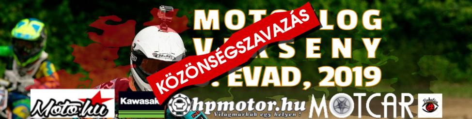 2019 Motovlog verseny – közönségszavazás