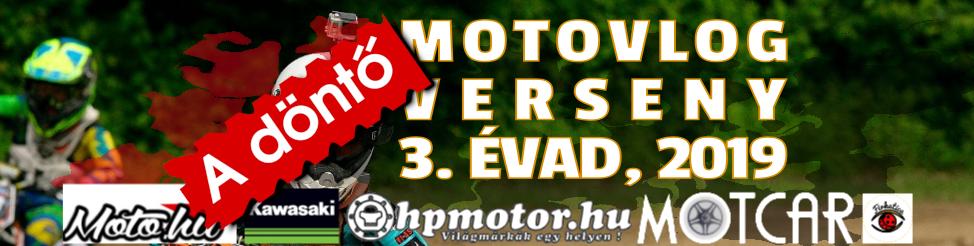 2019 Motovlog Verseny – döntő